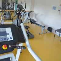 Salle cardio