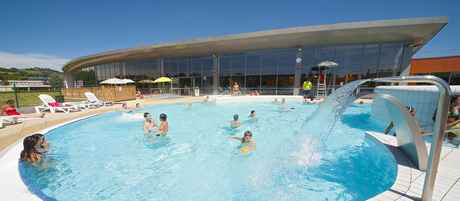 Centre Aquatique Site